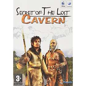Secret of the Lost Cavern (Mac)