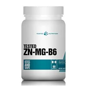 Tested Nutrition ZMA 90 Kapslar