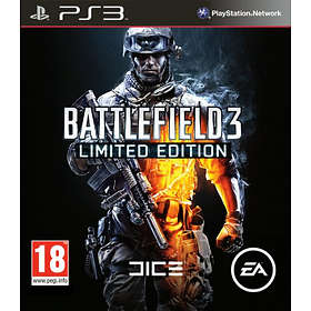 Battlefield 3 - Collector's Edition (PS3)