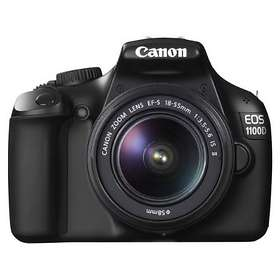 Canon EOS 1100D + 18-55/3,5-5,6 IS II