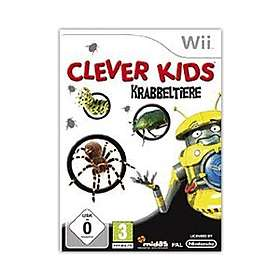 Clever Kids: Creepy Crawlies (Wii)