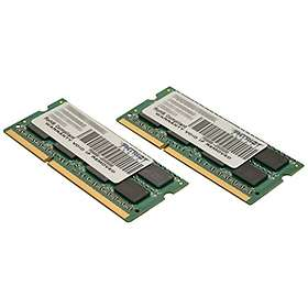 Patriot Signature SO-DIMM DDR3 1333MHz 2x4Go (PSD38G1333SK)