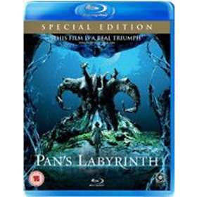 Pan's Labrynth (UK)