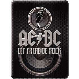 Let There Be Rock - Guitar Pick Post Cards Book (US)