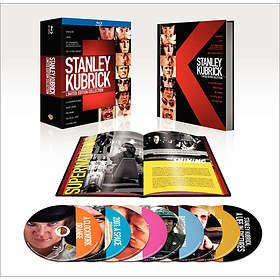 Stanley Kubrick - Limited Edition Collection (US)