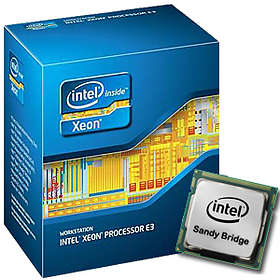 Intel Xeon E3-1235 3,2GHz Socket 1155 Box