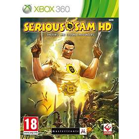 Serious Sam HD: The First and Second Encounter (Xbox 360)
