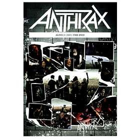 Anthrax: Alive 2
