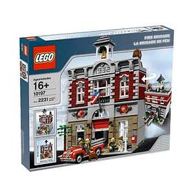 LEGO Advanced Models 10197 Fire Brigade