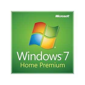 Microsoft Windows 7 Home Premium SP1 Eng (32-bit OEM)
