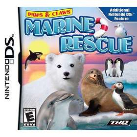 Paws & Claws Marine Rescue (DS)
