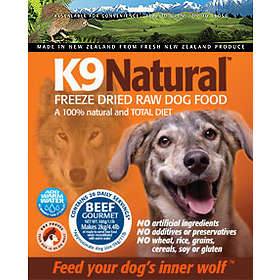 K9 Natural Freeze Dried Beef 0.5kg