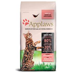 Applaws Cat Dry Adult Chicken & Salmon 2kg