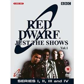 Red Dwarf - Just the Shows Vol.1 (UK)