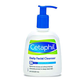 Cetaphil Daily Facial Cleanser Normal/Oily 237ml