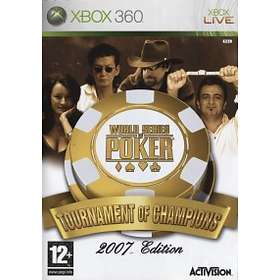 World Series of Poker: Tournament of Champions - 2007 Edition (Xbox 360)