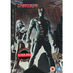 Daredevil - Definitive Edition (SteelBook) (2-Disc)