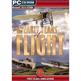 Flight Simulator X/2004: Early Years of Flight (Expansion) (PC)
