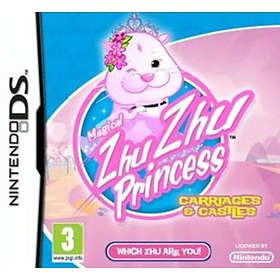 ZhuZhu Princess: Carriages and Castles (DS)