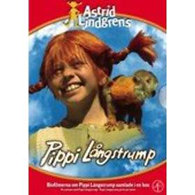 Pippi Långstrump Box (2-Disc)