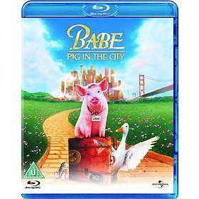 Babe: Pig in the City (UK)