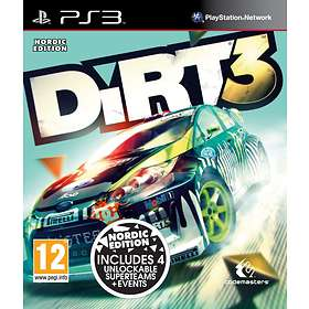 DiRT 3 - Nordic Edition (PS3)