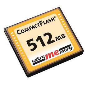 Extrememory Compact Flash Allround 512Mo