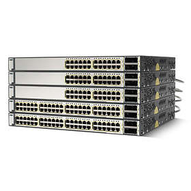 Cisco Catalyst 3750E-48TD-S