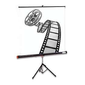 "Hama Tripod Projection Screen 1:1 86"" (155x155)"