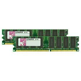 Kingston DDR 400MHz Apple ECC 2x1GB (KTA-G5400E/2G)