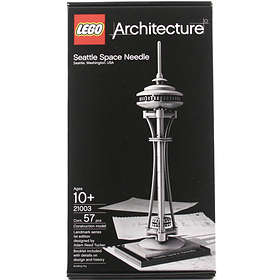 LEGO Architecture 21003 Seattle Space Needle