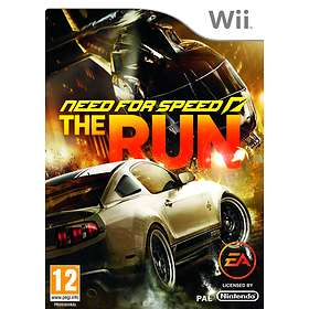 Need for Speed: The Run (Wii)