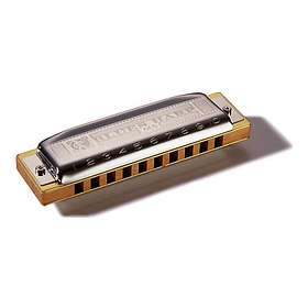 Hohner Diatonic MS System Blues Harp MS (D)