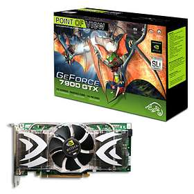 Point of View GeForce 7900GTX 2xDVI 512MB