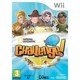 National Geographic Challenge! (Wii)