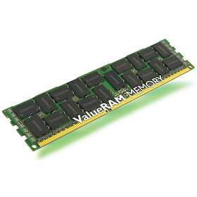 Kingston ValueRAM DDR3 1066MHz Intel ECC 3x4Go (KVR1066D3E7SK3/12GI)