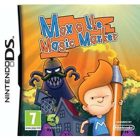 Max and the Magic Marker (DS)