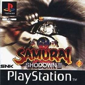 Samurai Shodown III: Blades of Blood (JPN) (PS1)
