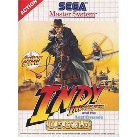 Indiana Jones and the Last Crusade (Master System)