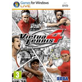 Virtua Tennis 4 (PC)