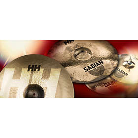 Sabian HH Dark Hi-Hats 14""