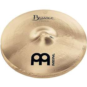MEINL Byzance Brilliant Medium Hi-Hats 14""