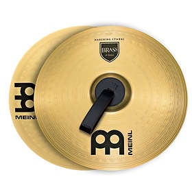 """MEINL Marching BRASS (Pairs) 14"""""""