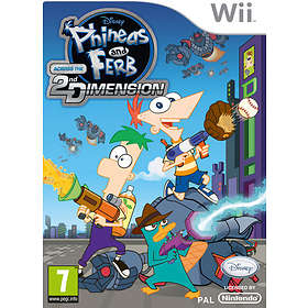 Phineas and Ferb: Across the Second Dimension (Wii)