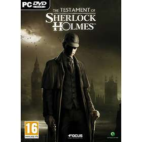 The New Adventures of Sherlock Holmes: The Testament of Sherlock (PC)