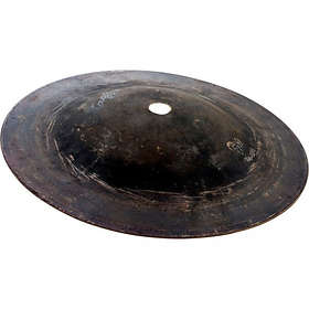 """Stagg Black Metal Bell Cymbal Heavy 7"""""""