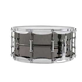 "Ludwig Black Beauty Snare 14""x6.5"""