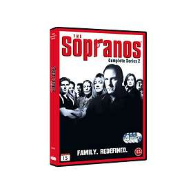 The Sopranos - År 2 Box