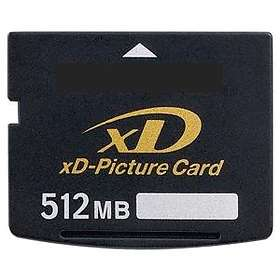 SanDisk xD-Picture Type H 512Mo