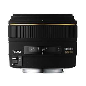 Sigma 30/1,4 EX DC for Sony A
